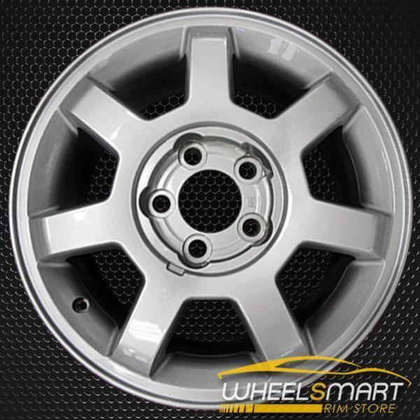 """16"""" Cadillac CTS oem wheel 2003-2004 Silver slloy stock rim ALY04567U20"""