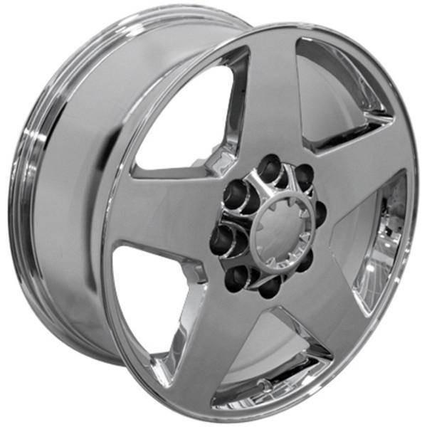 "20"" Chevy C3500 replica wheel 1988-2000 Chrome rims 9451927"