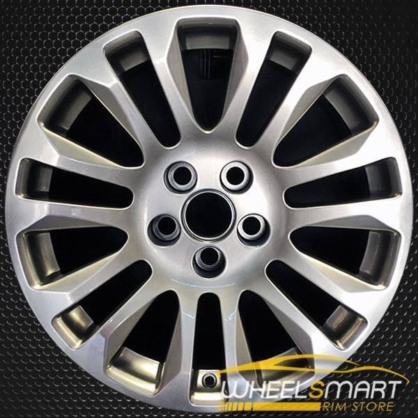 "18"" Cadillac CTS oem wheel 2011-2014 Hypersilver slloy stock rim ALY04673U78"