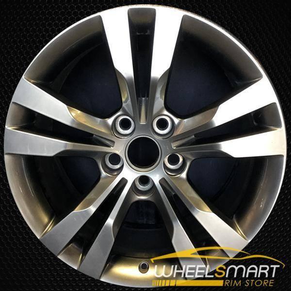 "18"" Cadillac CTS oem wheel 2014-2016 Machined slloy stock rim ALY04719U78"