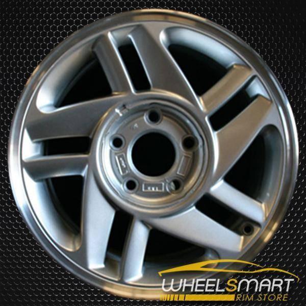 "16"" Chevy Camaro oem wheel 1993-1996 Machined slloy stock rim ALY05022U15"