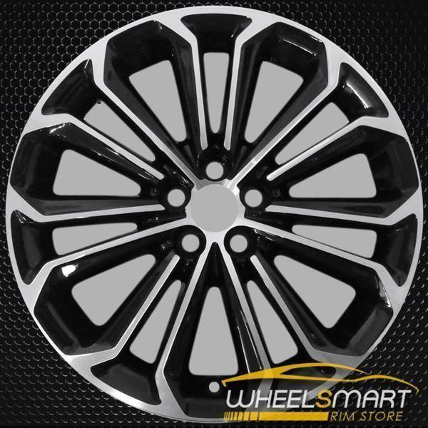 "17"" Toyota Corolla oem wheel 2014-2016 Machined alloy stock rim 75152"