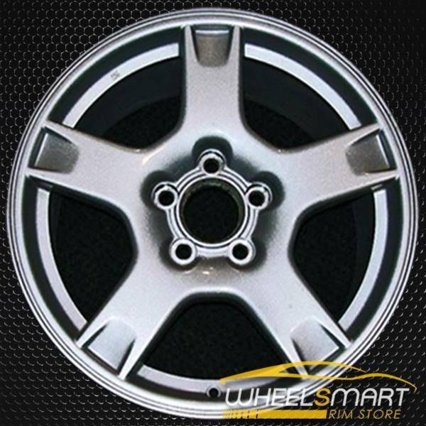 "18"" Chevy Corvette oem wheel 1997-1999 Silver slloy stock rim ALY05059U10"