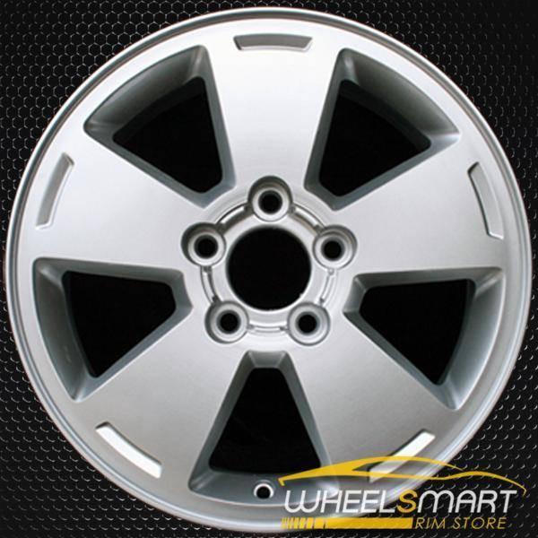 "16"" Chevy Impala oem wheel 2006-2012 Silver slloy stock rim ALY05070U20"