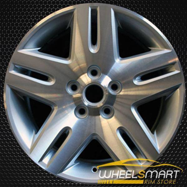 "17"" Chevy Impala oem wheel 2006-2016 Machined slloy stock rim ALY05071U10"