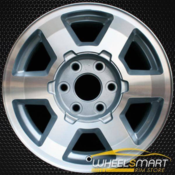 "17"" GMC Sierra 1500 oem wheel 2004-2007 Machined slloy stock rim ALY05193U20"