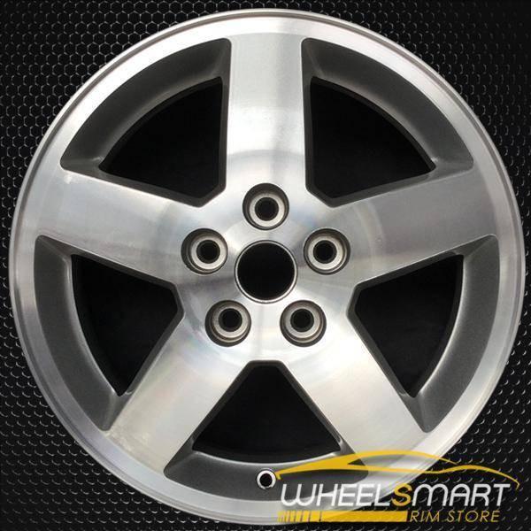 "16"" Chevy Cobalt oem wheel 2007-2010 Machined slloy stock rim ALY05269U10"