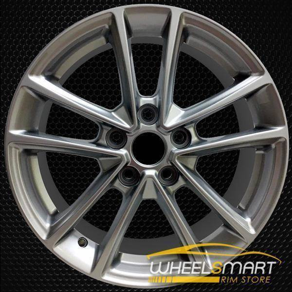 "19"" Ford Edge oem wheel 2015-2018 Silver alloy stock rim 10045"