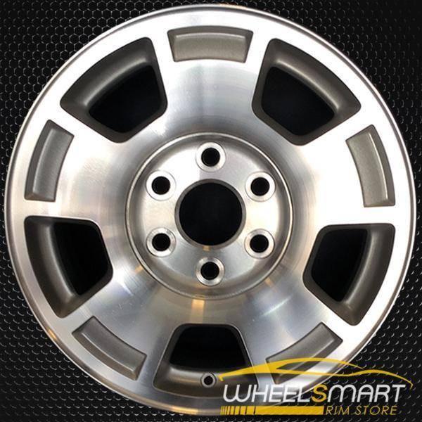 "17"" Chevy Avalanche oem wheel 2007-2014 Machined slloy stock rim ALY05299U10"