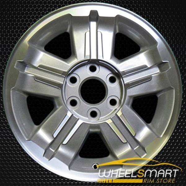 "18"" Chevy Suburban oem wheel 2007 Machined slloy stock rim ALY05300U10"