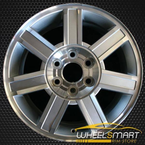"18"" Cadillac Escalade oem wheel 2007-2014 Machined slloy stock rim ALY05303U10"