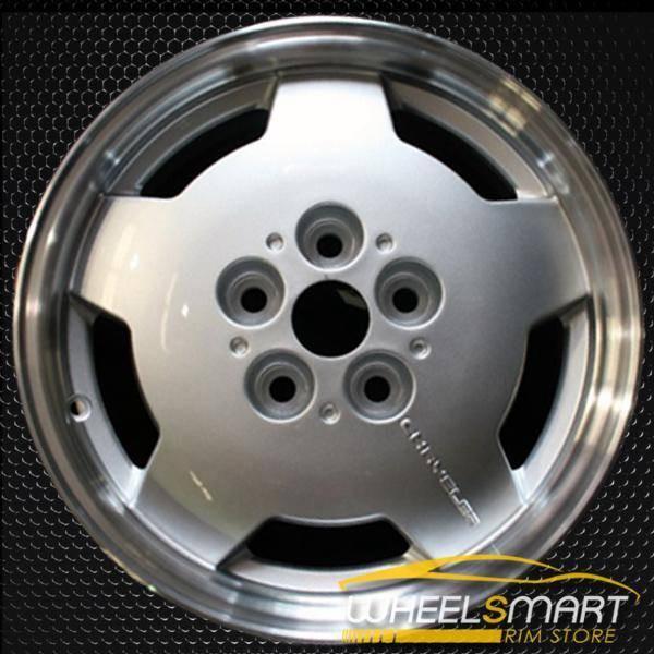 "16"" Chrysler Sebring OEM wheel 1995-2000 Silver alloy stock rim ALY02063U15"