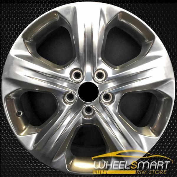 "20"" Dodge Durango OEM wheel 2014-2015 Polished alloy stock rim ALY02494U80"