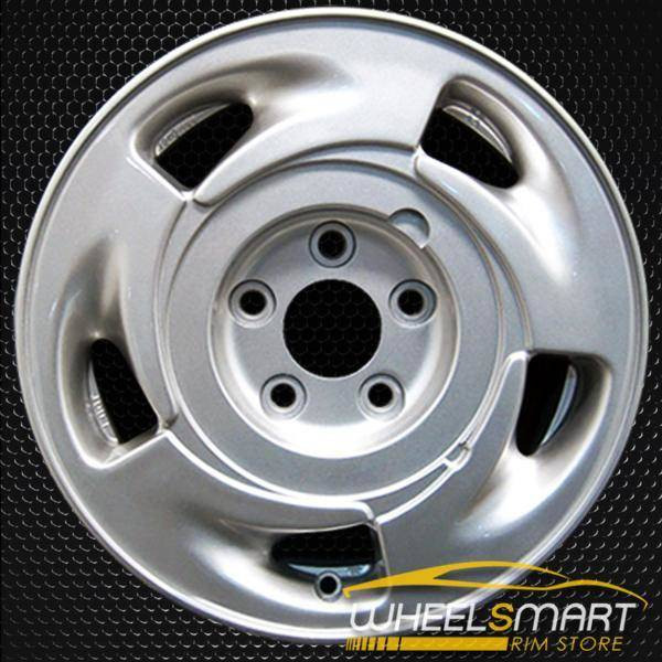 "15"" Mercury Villager OEM wheel 1993-1998 Silver alloy stock rim ALY03069U20"