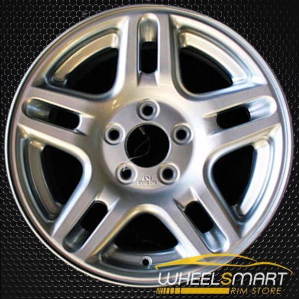 "16"" Ford Explorer OEM wheel 2002-2003 Silver alloy stock rim ALY03455U20"