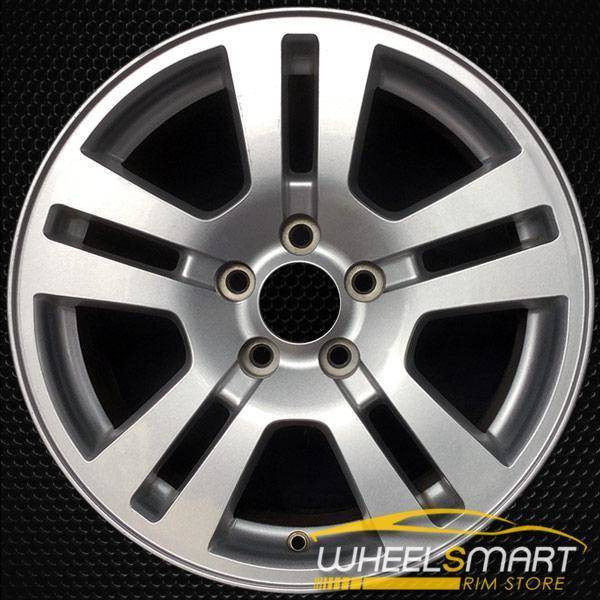 """17"""" Ford Edge OEM wheel 2011-2014 Silver alloy stock rim ALY03901U20"""
