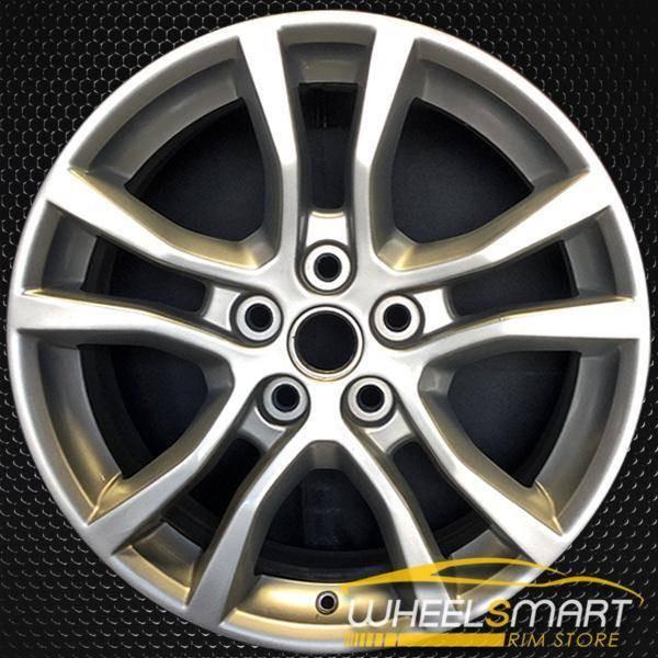 "18"" Chevy Camaro OEM wheel 2013 Silver alloy stock rim ALY05575U20"