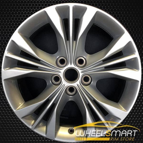"18"" Chevy Impala OEM wheel 2014-2015 Silver alloy stock rim ALY05710U20"