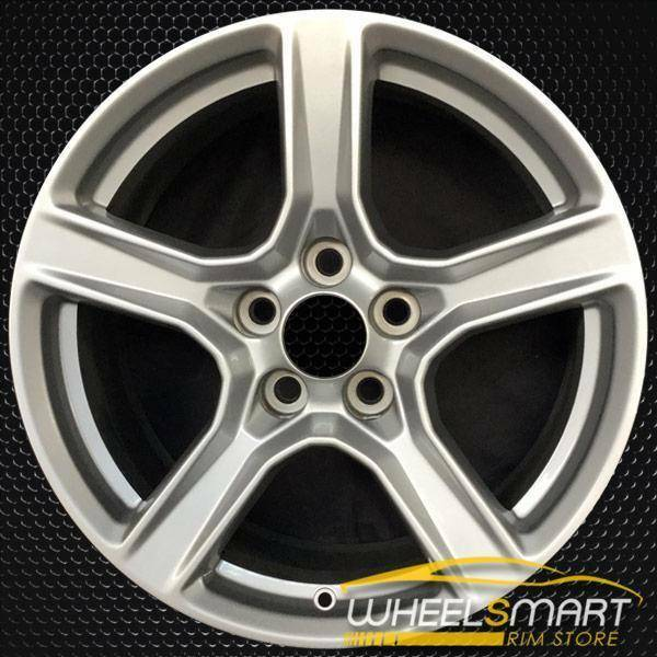 "18"" Chevy Camaro OEM wheel 2016 Silver alloy stock rim 5758"