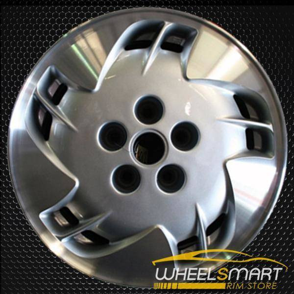 "16"" Oldsmobile Cutlass OEM wheel 1992-1997 Silver alloy stock rim ALY06012U10"