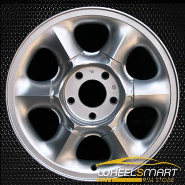 "16"" Oldsmobile Aurora OEM wheel 1995-1999 Silver alloy stock rim ALY06024U10"