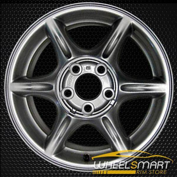 "15"" Oldsmobile Alero OEM wheel 1999-2001 Silver alloy stock rim ALY06034U20"