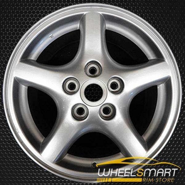 "16"" Pontiac Firebird OEM wheel 1995-2002 Silver alloy stock rim ALY06516U10"