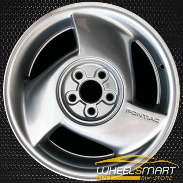 """16"""" Pontiac Grand Am OEM wheel 1996-1998 Silver alloy stock rim ALY06522U10"""