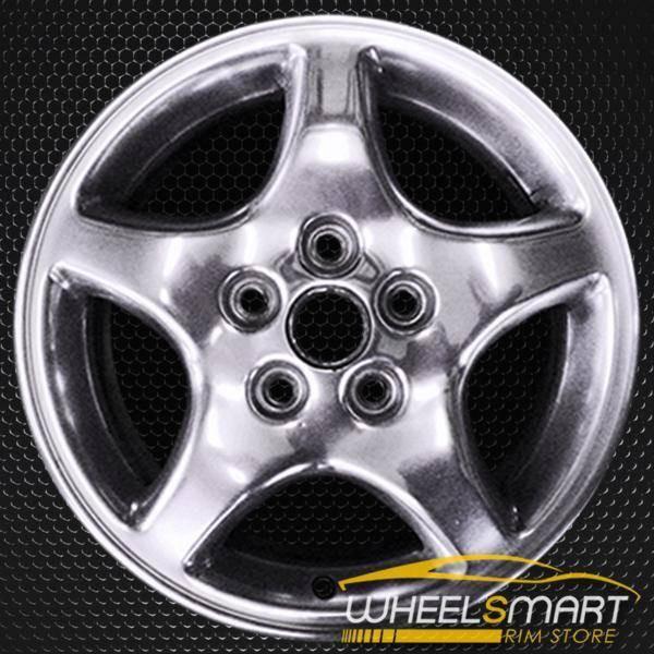 "16"" Pontiac Grand Prix OEM wheel 1997-2002 Silver alloy stock rim ALY06529U20"