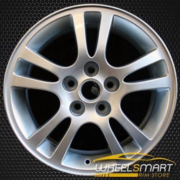 "16"" Pontiac G6 OEM wheel 2005-2007 Silver alloy stock rim ALY06582U20"