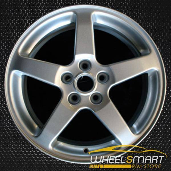 "17"" Pontiac G6 OEM wheel 2005-2009 Silver alloy stock rim ALY06585U20"