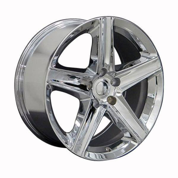 "20"" Dodge Durango replica wheel 2011-2018 Chrome rims 8537975"
