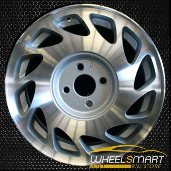 "15"" Saturn SC OEM wheel 1994-1995 Machined alloy stock rim ALY07006U10"
