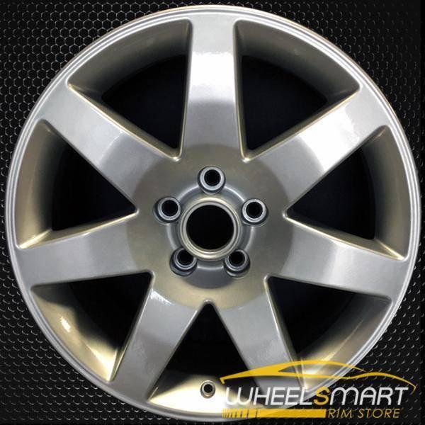 "18"" Saturn Vue OEM wheel 2004-2007 Silver alloy stock rim ALY07034U20"