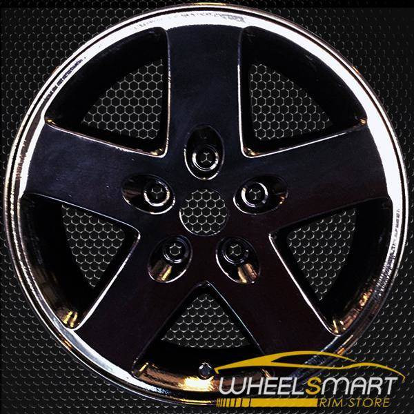 "17"" Jeep Wrangler OEM wheel 2010-2013 Gray alloy stock rim ALY09074U35"