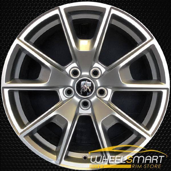 "19"" Ford Mustang OEM wheel 2015 Hypersilver alloy stock rim ALY10033U77"