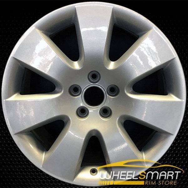 "18"" Audi A6 OEM wheel 2005-2010 Silver alloy stock rim ALY58781U20"