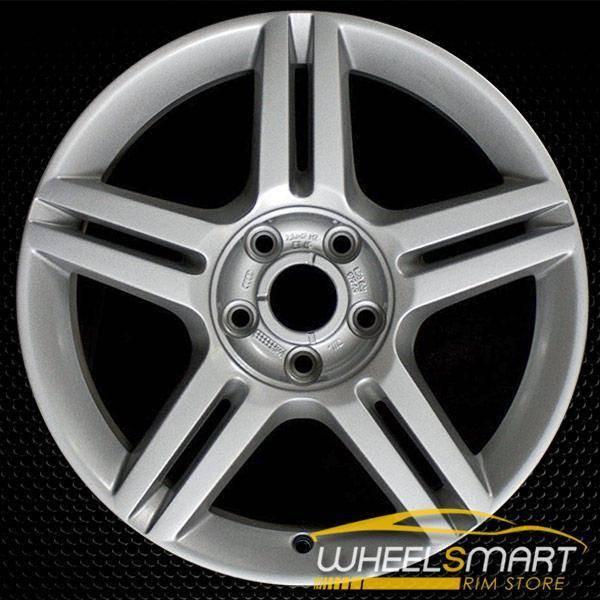 "17"" Audi A4 OEM wheel 2005-2011 Silver alloy stock rim ALY58788U20"