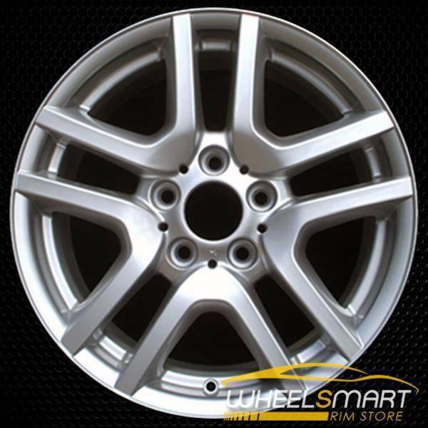 "17"" BMW X5 OEM wheel 2002-2006 Silver alloy stock rim ALY59444U16"