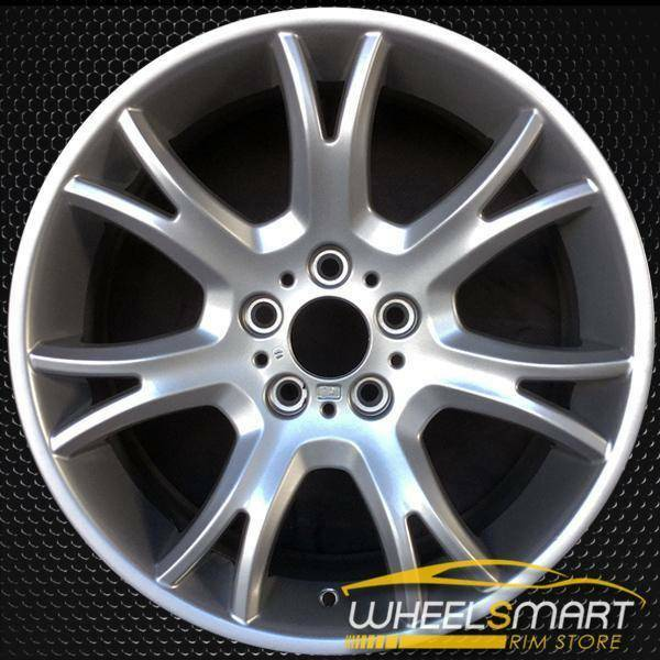 "19"" BMW X3 OEM wheel 2004-2010 Hypersilver alloy stock rim ALY59567U78"