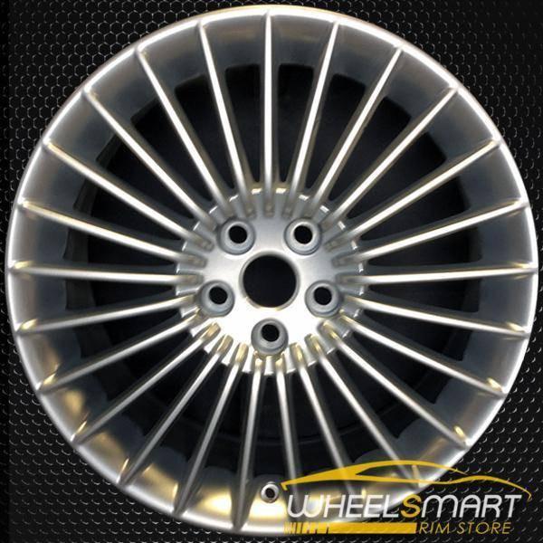 "18"" Jaguar S Type OEM wheel 2005-2008 Silver alloy stock rim ALY59784U20"