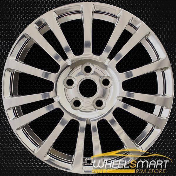 "17"" Chevy Cruze oem wheel 2011-2016 Polished alloy stock rim 5476"
