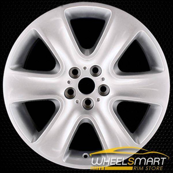 "18"" Jaguar XF OEM wheel 2009-2012 Silver alloy stock rim ALY59836U20"