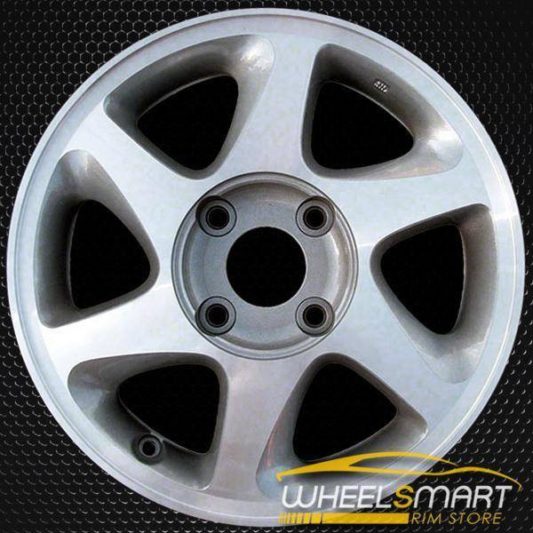 "15"" Nissan Altima OEM wheel 1998-2001 Silver alloy stock rim ALY62354U10"