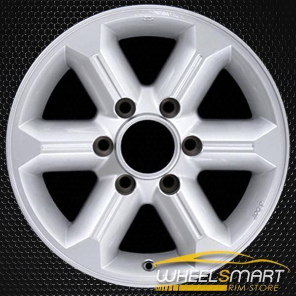 "16"" Nissan Pathfinder OEM wheel 2003-2004 Silver alloy stock rim ALY62408U20"