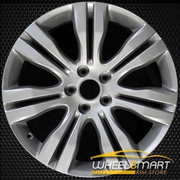 """18"""" Chrysler 200 oem wheel 2015-2017 Silver alloy stock rim 2512"""