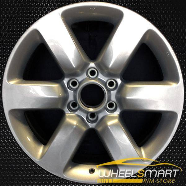 "20"" Nissan Titan OEM wheel 2008-2013 Silver alloy stock rim ALY62492U20"