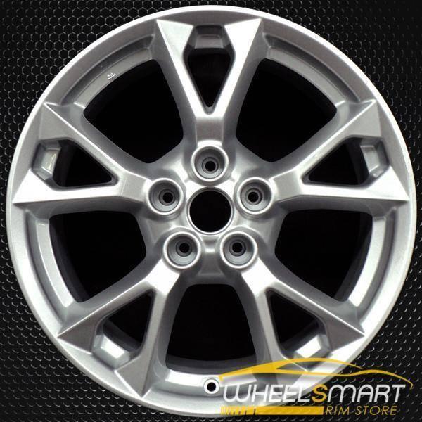 "18"" Nissan Maxima OEM wheel 2012-2014 Silver alloy stock rim ALY62582U20"