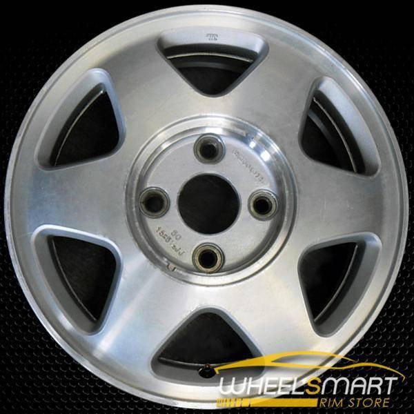 "15"" Honda Accord OEM wheel 1992-1993 Machined alloy stock rim ALY63731U10"