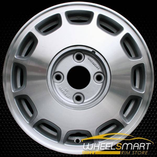 "15"" Honda Accord OEM wheel 1992-1993 Silver alloy stock rim ALY63735U10"